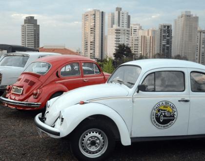 Faixa Branca comemora 29 anos com exposição de veículos antigos