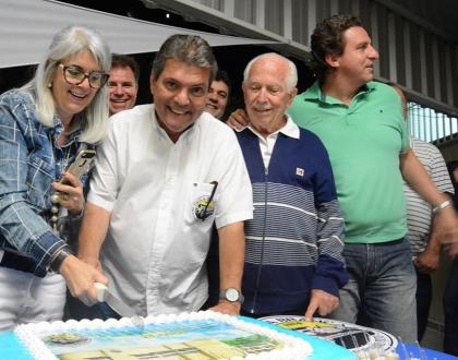 Faixa Branca Clube do Carro Antigo de Ribeirão Preto comemora 28