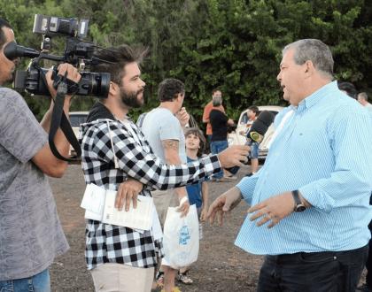 28 anos do Faixa Branca é destaque na TV Clube