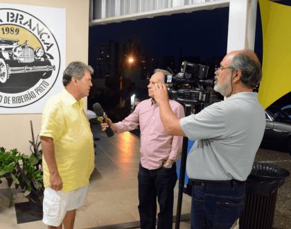 Faixa Branca é destaque na TV Clube